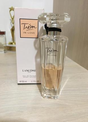 Lancôme tresor in love оригинал