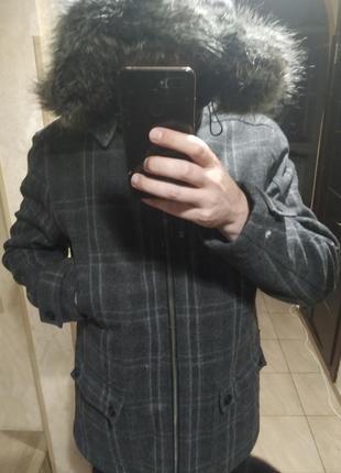 Пальто муржское