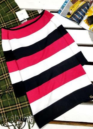 Джемпер свитер очень приятный и яркий, сзади разрез