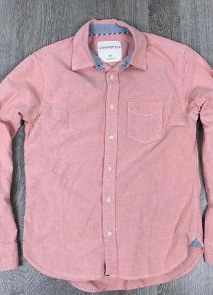 Качественная плотная рубашка