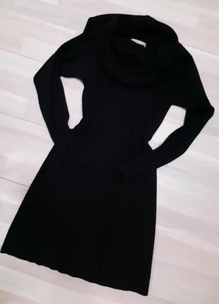 Маленьке, чорне, а головне, що тепле плаття 🤗