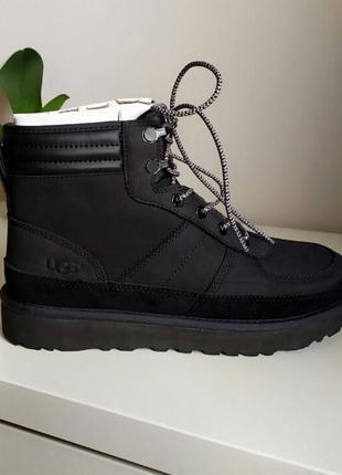 Чоловічі ботинки тм ugg