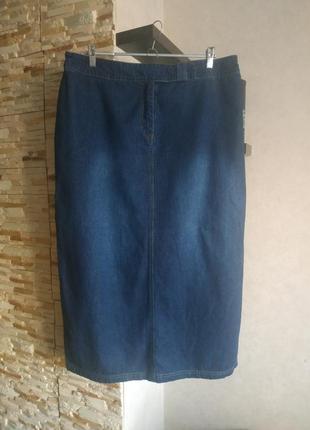 Юбка джинсовая юбочка