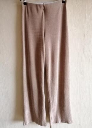 Широкие брюки штаны gina tricot