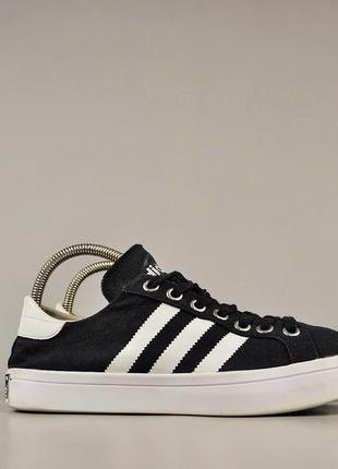 Мужские кеды кроссовки adidas originals court vantage, р 40.5