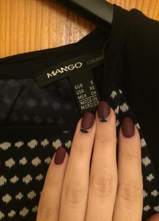 Платье mango!