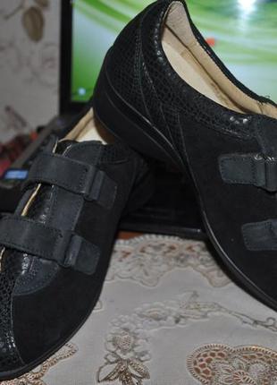 Acti flex крутые демисезон  анатомик туфли оригинал португалия