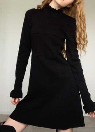 Роскошное маленькое черное платье от &other stories
