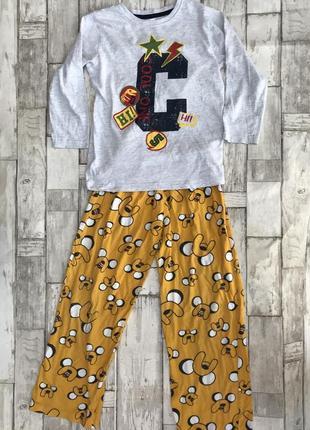 Пижама для мальчика 6-7 лет