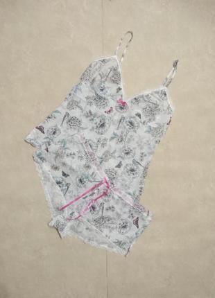 Пижама monsoon accessorize размер м/38