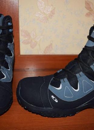 Зимние ботинки salomon gore-tex contagrip (германия)