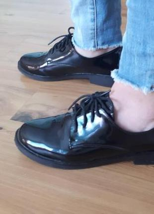 Туфли женские осень