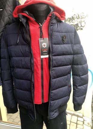 Чоловіча куртка.нова!виробництво польща