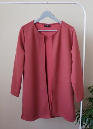 Кардиган жакет пиджак летнее пальто