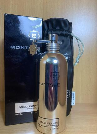 Montale soleil de capri 50/100ml оригинал