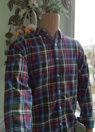 Рубашка, сорочка tommy hilfiger