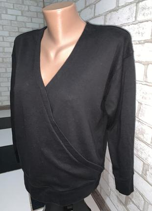 Новый тёплый свитерок оверсайз на баечке бренд j.crew  размер м