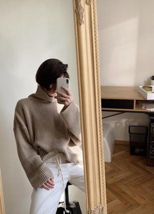 Дизайнерский свитер идеального состава от nuga studio