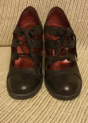 Bronx, туфли, кожа, размер 40