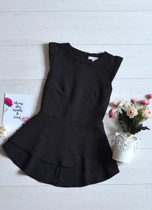 Чудова блуза з баскою new look.