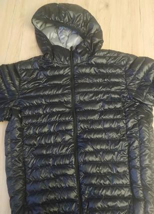 Куртка супер легкий пуховик  uniqlo