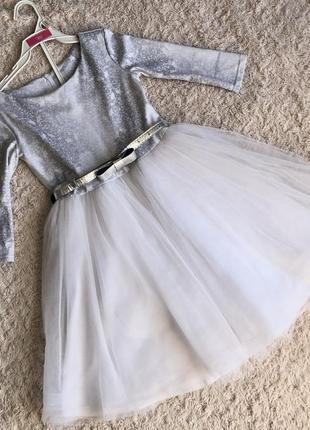 Красивое платье на утренник