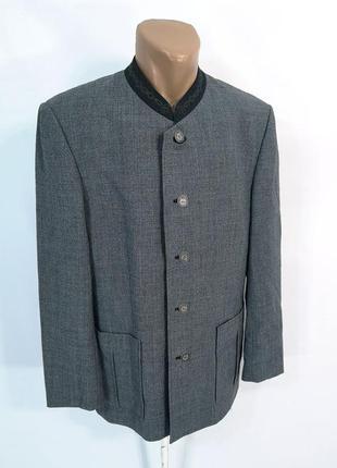 Пиджак стильный tramontana, шерсть