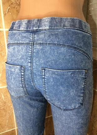 Джинси denim co джинсы джинсовые лосины джинсові лосіни джегінси джеггинсы