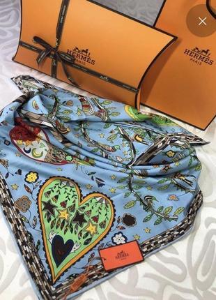 Платок , косынка, шарф hermès