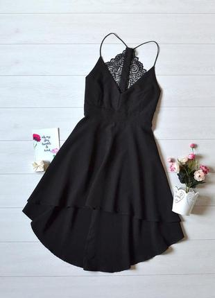 Красиве, еффектне плаття з кружевом yoins