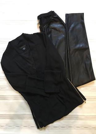 Блейзер кардиган пиджак amisu размер xs-s