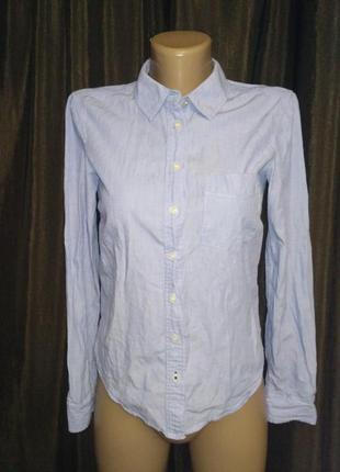 Рубашка котоновая размер s