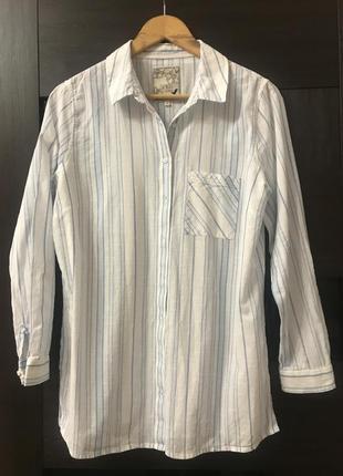 Рубашка esprit p.12 100%cotton #35 1+1=3🎁