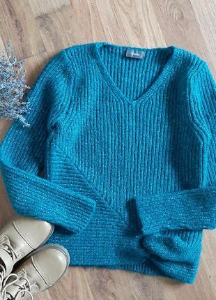 Очень теплвяи стильная кофта- свитер от c&a