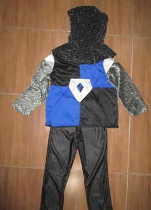 Рыцарь ричард король 4-6 лет костюм