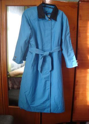 Винтажное плащ-пальто