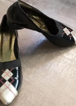 Туфли venison