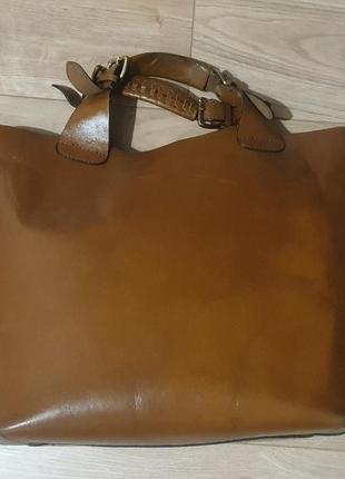 Zara шоппер сумка шопер