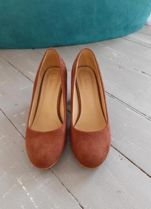 Туфли осень весна