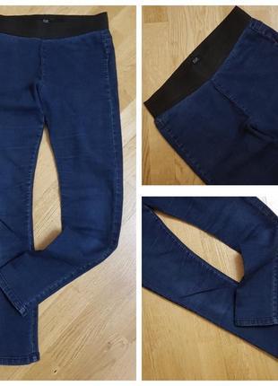 Джеггинсы f&f, утягивающие джинсы на широкой резинке