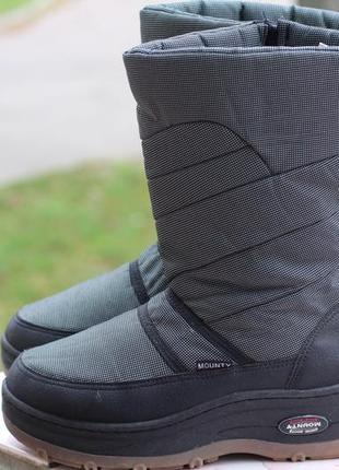 Зимние термо сапоги  mounty snow boots 40-41