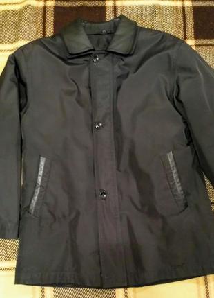 Мужская куртка respeto большого размера с подстёжкой