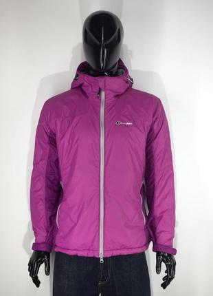 Berghaus womens primaloft jacket куртка пуховик ветровка
