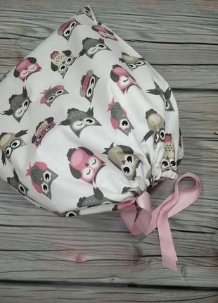 Мешочек для пижамы в садик, эко торбинка