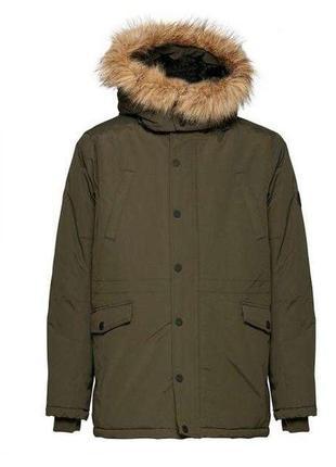 Куртка мужская , парка , новая , брендовая , оригинал.