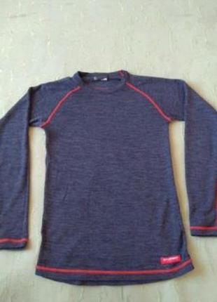 Термореглан шерсть мериноса термобілизна термобелье шерстяное термо wool