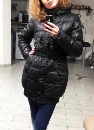 Зимнее стеганое пальто reserved
