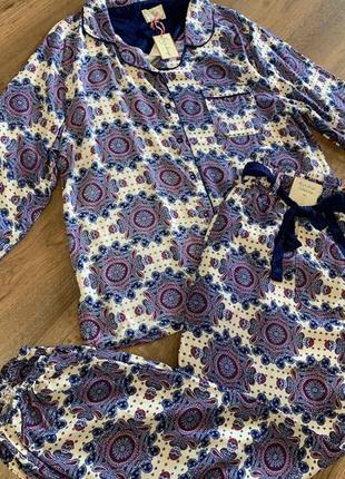 Шикарная пижама/костюм для дома/отдыха испания