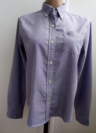 Стильная рубашка, оригинал, как новая