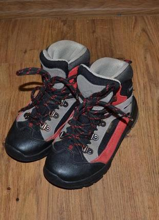 Р. 32 - 20,5 см. ботинки треккинговые mckinley aquamax